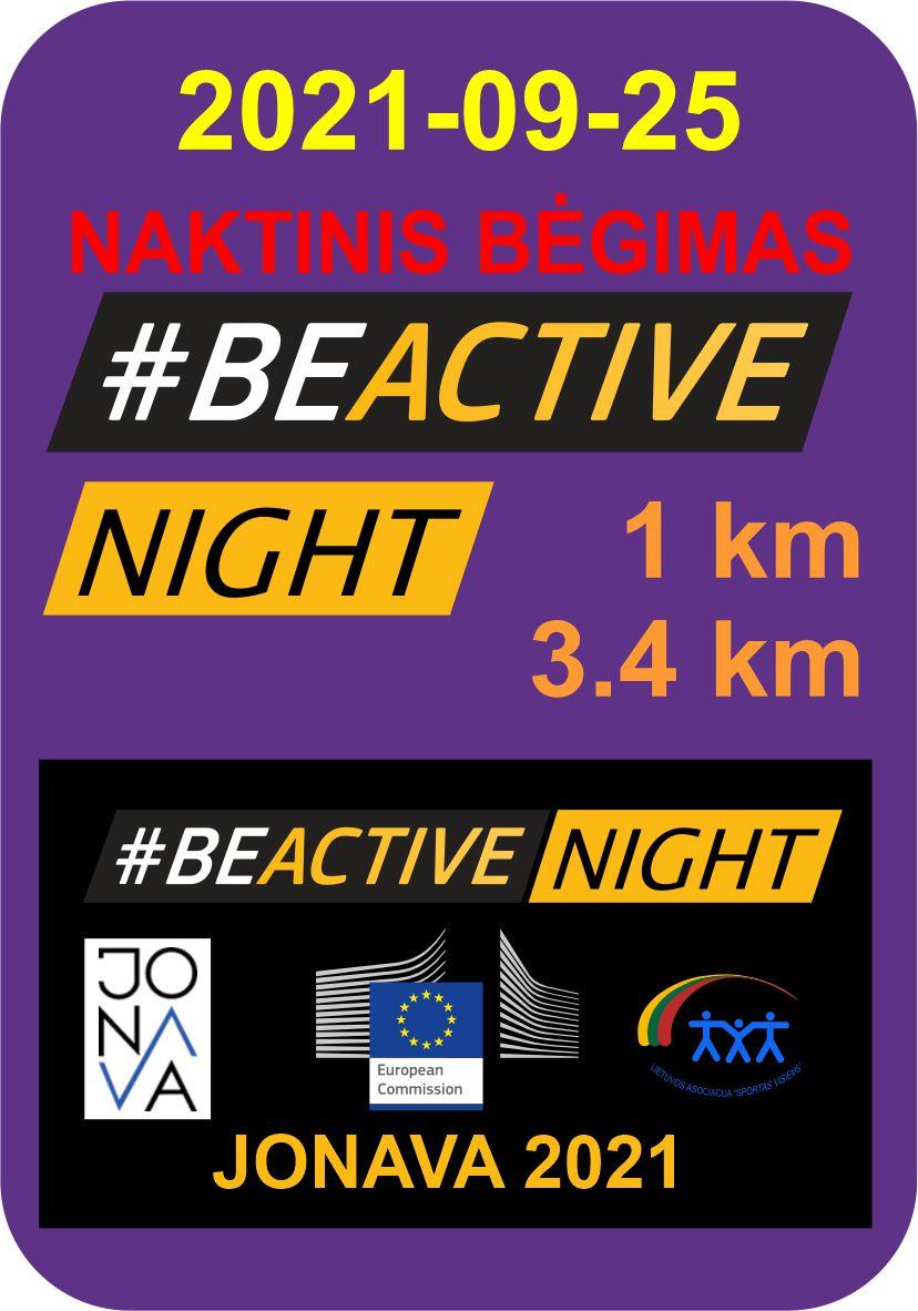BeActive Night 2021