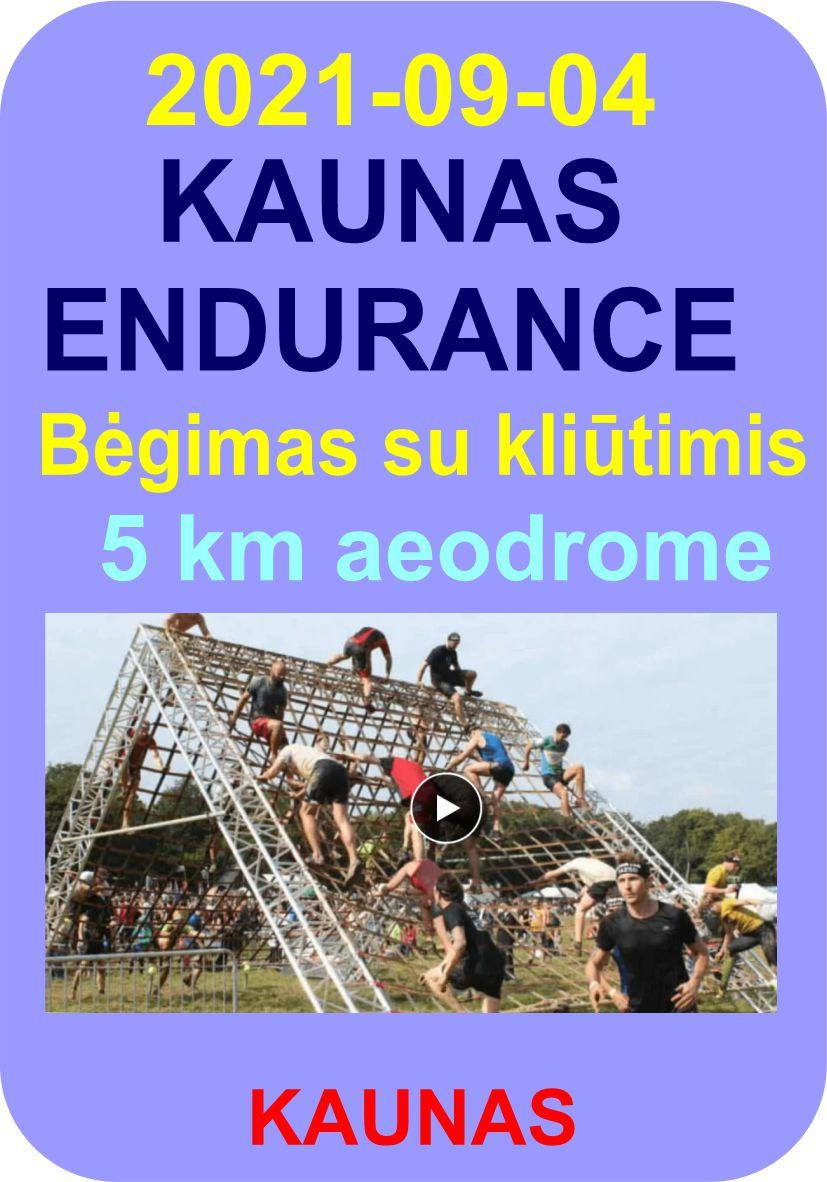 Kaunas Endurance 2021