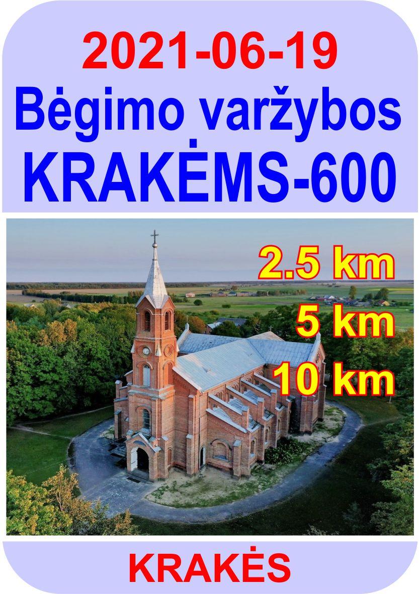 KRAKĖMS-600
