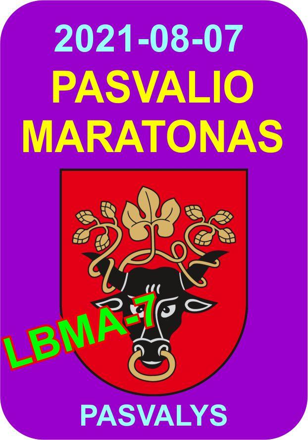 XVII Pasvalio maratonas