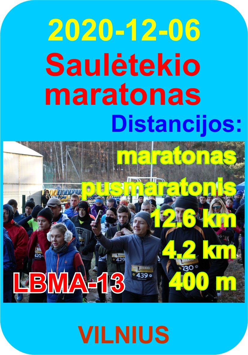 Saulėtekio maratonas