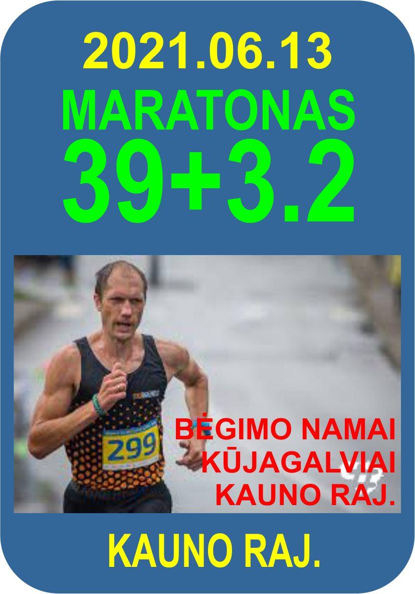 Maratonas 39+3.2
