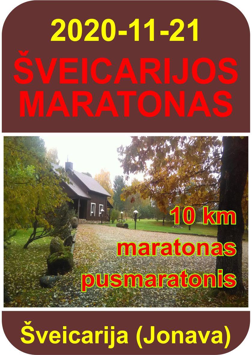 Šveicarijos maratonas